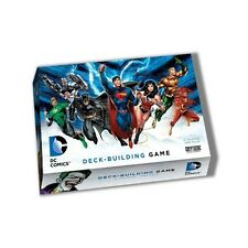 DC Deck Building Game - Brand New!