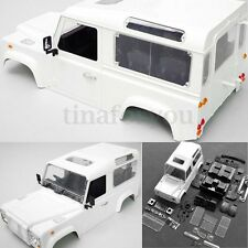 DIY D90 Hard Plastic Car Shell Body Kit For 1/10 Rock Crawler RC Car L3M1