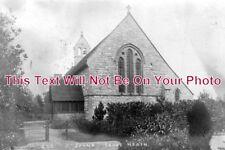 HA 439 - St. Johns Church, Locks Heath, Park Gate, Southampton, Hampshire c1907