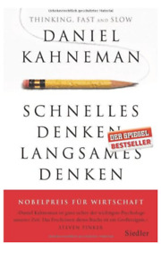 Schnelles Denken, langsames Denken - Daniel Kahneman  _Lese die_Beschreibung