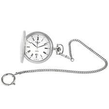 Tissot Savonnettes Stainless Steel Pocket Watch T83655313