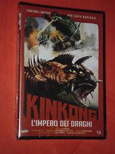 DVD-FILM-IMPERO DRAGHI-TIPO GODZILLA -GAMERA-SIGILLATO 875-tiratura limitata 999