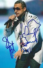 Sean Paul signed autograph Music Rapper REGGAE TEMPATURE RARE COA LOOK!!