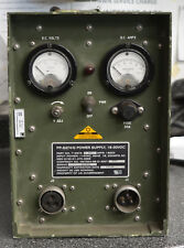 Military Ruggedized Portable Power Supply 24 28 18 30 Volt Dc 60a Radio Sincgars
