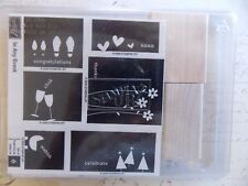 WtW Stampin Up In Any Event 2006 Stamp Scrapbook Cardmaking New NIB Unmounted