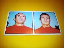 Figurina Calciatori Panini 1970/71 PANIO MARCUCCI PERUGIA Calcio Serie B