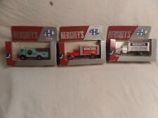 NEW IN PACKAGE AHL 1:64 SCALE THE HERSHEY' COLLECTION DIE CAST TRUCKS I MISSING