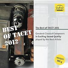 The Best Of Tacet 2012 / LP 180 Gramm