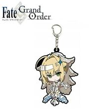 A3 Trading Rubber Strap Keychain Fate/Grand Order 05 Saber Nero Claudius Bride