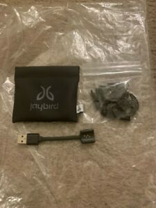 Original Jaybird X3 / X4 Charger Clip w/ Accessory Kit - Brand New