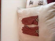 JAEGER  leather gloves