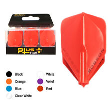 Robson Plus Dart Flights System Standard Shape no need for rings springs (2200)