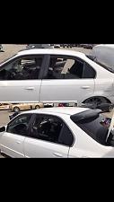 2 PCS UNIVERSAL VIP CAR/SUV WINDOW CURTAIN SHADES 70x42cm BLACK M