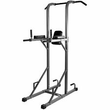 XMark Fitness Power Tower With DIP Station and Pull up Bar Xm-4434