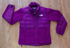 Women's The North Face Down 550 Fleece Denali Jacket Size Small