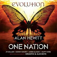 Alan Hewitt & One Nation - Evolution [New CD]