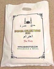 2Pc One set Towel Ahram(Ihram)FOR KIDS Ehram Hajj Pilgrimage Umrah Cloth Islam