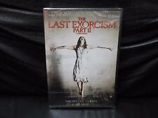The Last Exorcism Part II (DVD, Widescreen, 2013)