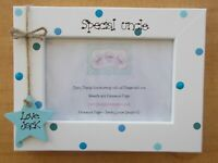 Personalised Uncle Niece Nephew Wooden Photo Frame Keepsake Gift QUICK POSTAGE