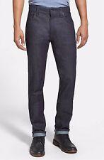 Nudie Jeans Thin Finn Organic Dry Dark Grey New Men's Jeans Size 30 X 34