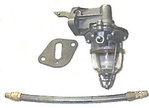 Fuel Pump & Flex Hose Set 1949-1954 Plymouth - Dodge - DeSoto - Chrysler 6