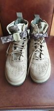 Nike Air Force SF AF1. Khaki/camo Edition. Purchased in USA. US 9 UK 8....