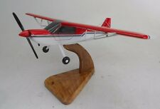 S-7-S Rans S-7S Courier Airplane Desk Wood Model Big New