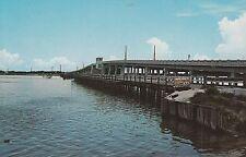 ENGLEWOOD FL Anglers Fishing Pier LEMON BAY BRIDGE