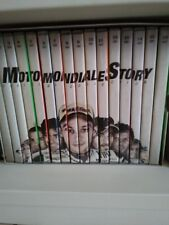 MOTOMONDIALE STORY COLLECTION - BOX 16 DVD Official collection