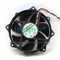 For CPU Cooling Fan KDE1209PTVX  12V 4.4W 4 Pin  90 x 25mm