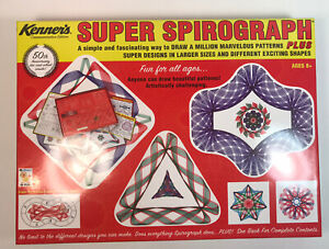 SUPER SPIROGRAPH Kenner 50th Anniversary Classic Edition