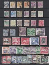 CYPRUS QV-GV1 DEFINITIVE AND PICTORIAL ISSUES