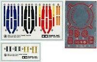 Tamiya 1/20 Detail Up Parts Series No.38 Seat Belt F Set Plastic Model Parts