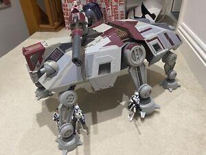 Star Wars - Clone AT-TE Walker & Troops