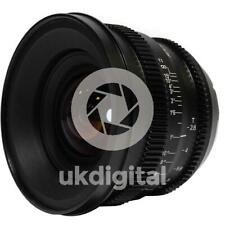 SLR magic 12mm T2.8 lente de cine de microprime-Mtf