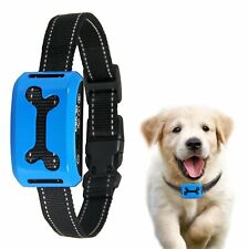 Anti No Bark Dog Trainer Stop Barking Pet Training Control Adjustable Collar