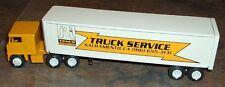 Caterpillar Cat Truck Service Tenco '78 Sacramento, CA Winross Truck