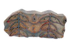 TAMPON Tampons A BATIK  Broderie Textile Indien INDE 61