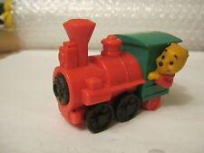 McDonald's Disneyland Pooh Train Engine Big Thunder Toy (010-16)