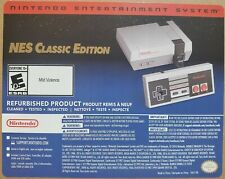 New ListingNintendo Nes Classic Edition Mini Console - Authentic - Factory Refurbished
