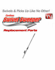 Replacement Pole and Battery Outlet for All Cordless Swivel Sweepers
