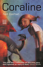 Coraline by Neil Gaiman (Paperback, 2003)