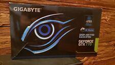 GIGABYTE GeForce GTX 770 Windforce GPU Video Card OC Version - Used