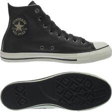 Converse All Star Hi Chucks kultige Hi-Top Sneakers Freizeitschuhe Leder NEU