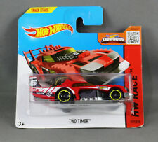 "HOT WHEELS (2015) TWO TIMER ""HW RACE SERIES"" 177/250 - NEW/SEALED SHORT CARD"