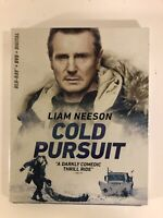 Cold Pursuit Blu-ray & DVD & Digital New Sealed