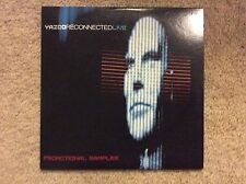 Very Rare Yazoo Reconnected Live UK Promo CD (2010)