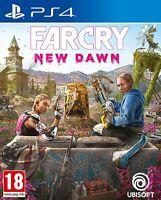 Far Cry Dawn PS4 (PlayStation 4, 2019)