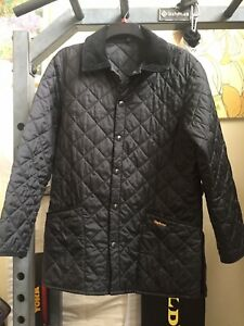 Barber Liddesdale Quilted Coat