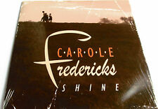 "CAROLE FREDERICKS  - CD SINGLE PROMO ""SHINE"" - NEUF SOUS BLISTER D'ORIGINE"